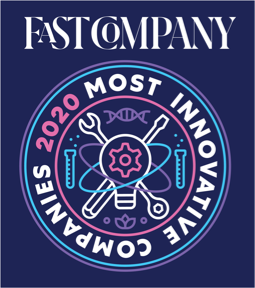 Fast Company 2019 - Most Innovative Company